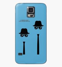 I'll never be caught. I'm on a mission from God. Case/Skin for Samsung Galaxy