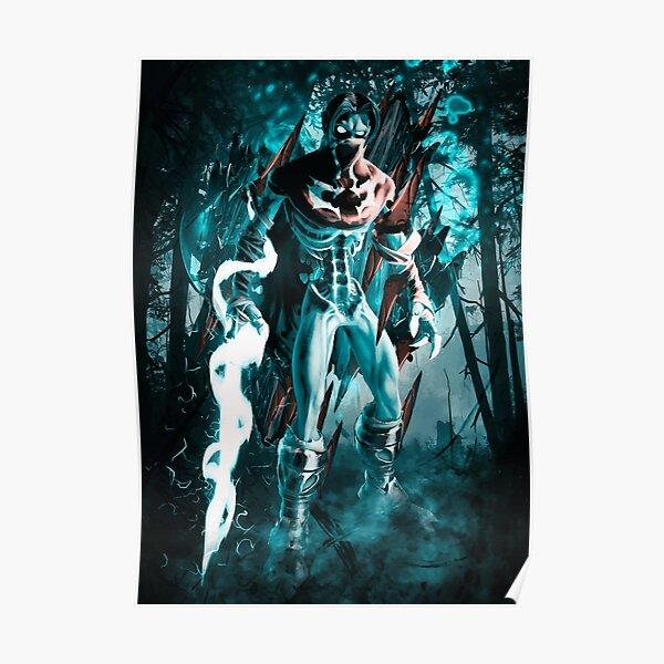 Soul Reaver Raziel Poster