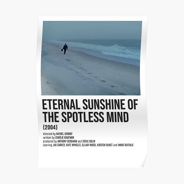 Affiche de plage ETERNAL SUNSHINE OF THE SPOTLESS MIND Poster