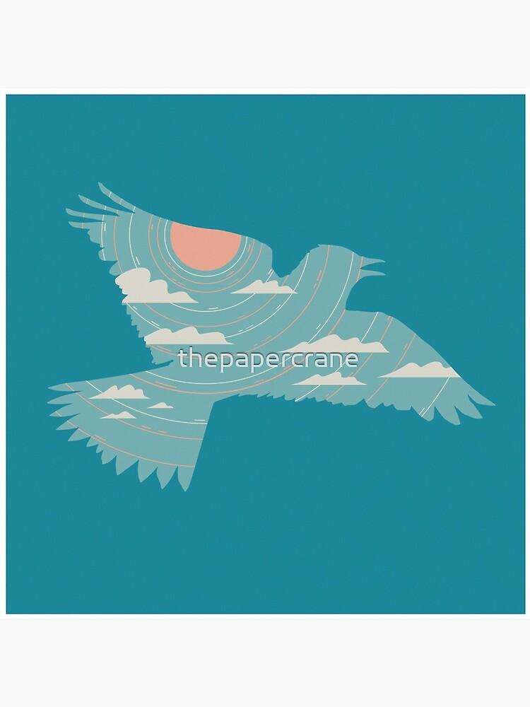 Skylark by thepapercrane