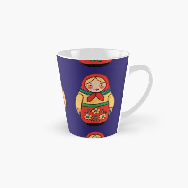 Russian Nesting Doll Tall Mug