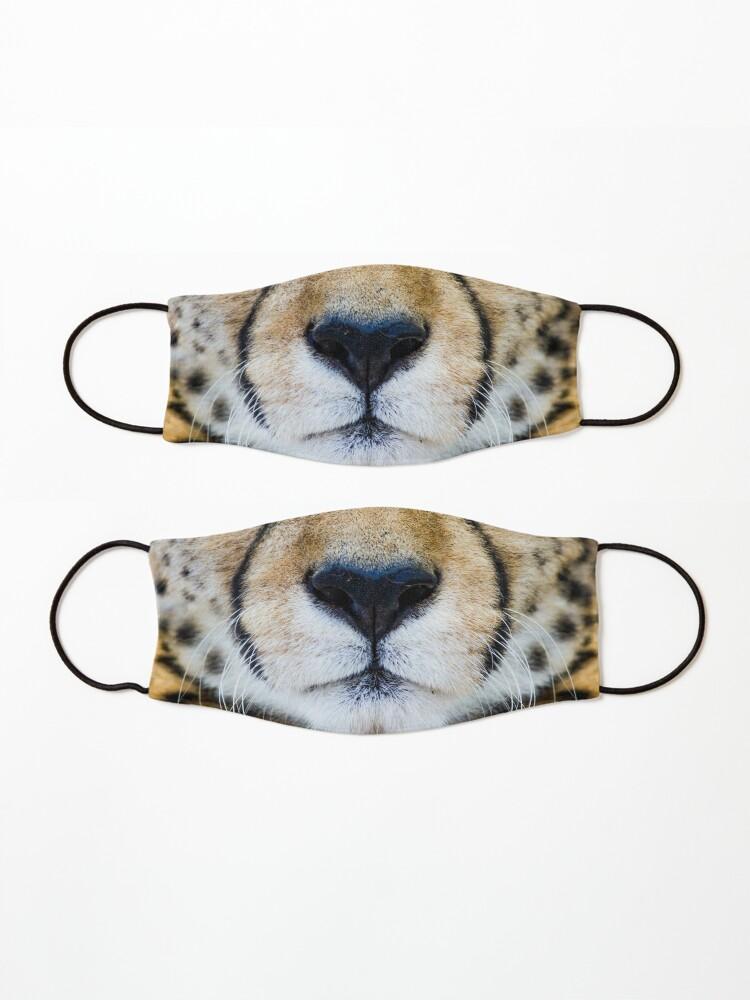 Alternate view of Fast like a Cheetah Mask