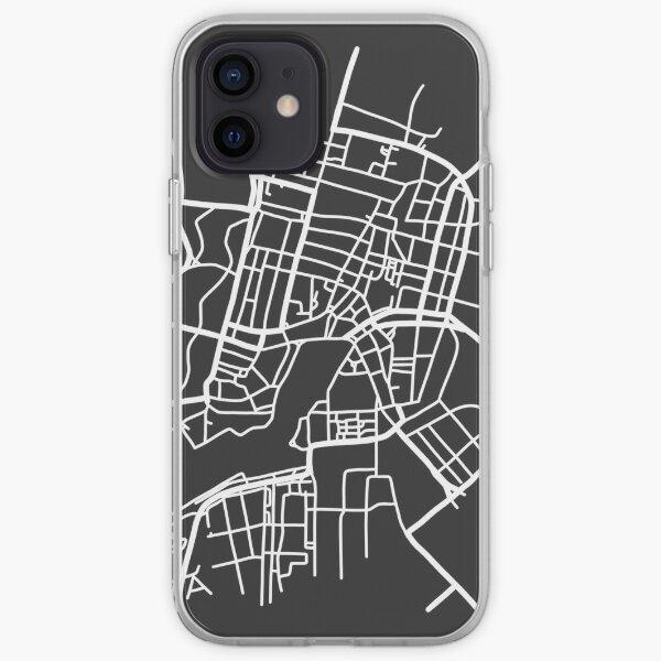La Rochelle City Coque souple iPhone