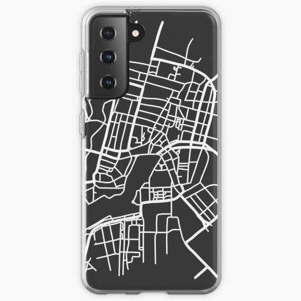 La Rochelle City Coque souple Samsung Galaxy