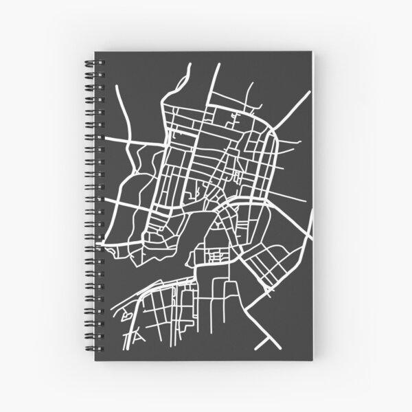La Rochelle City Cahier à spirale