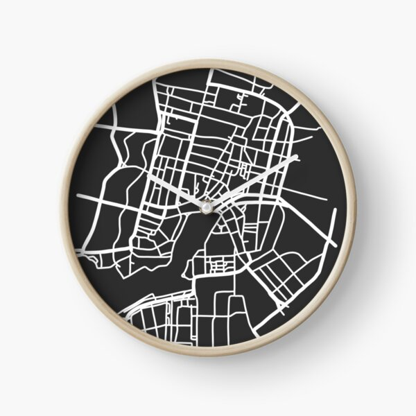 La Rochelle City Horloge