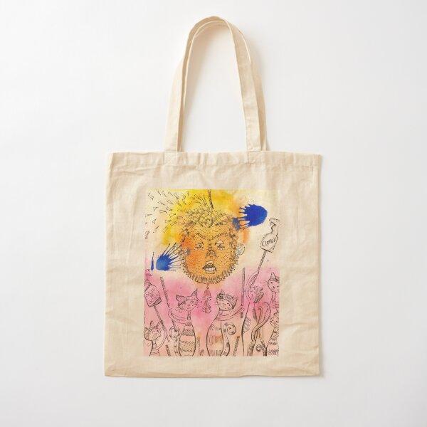 Trump Pinata Cotton Tote Bag