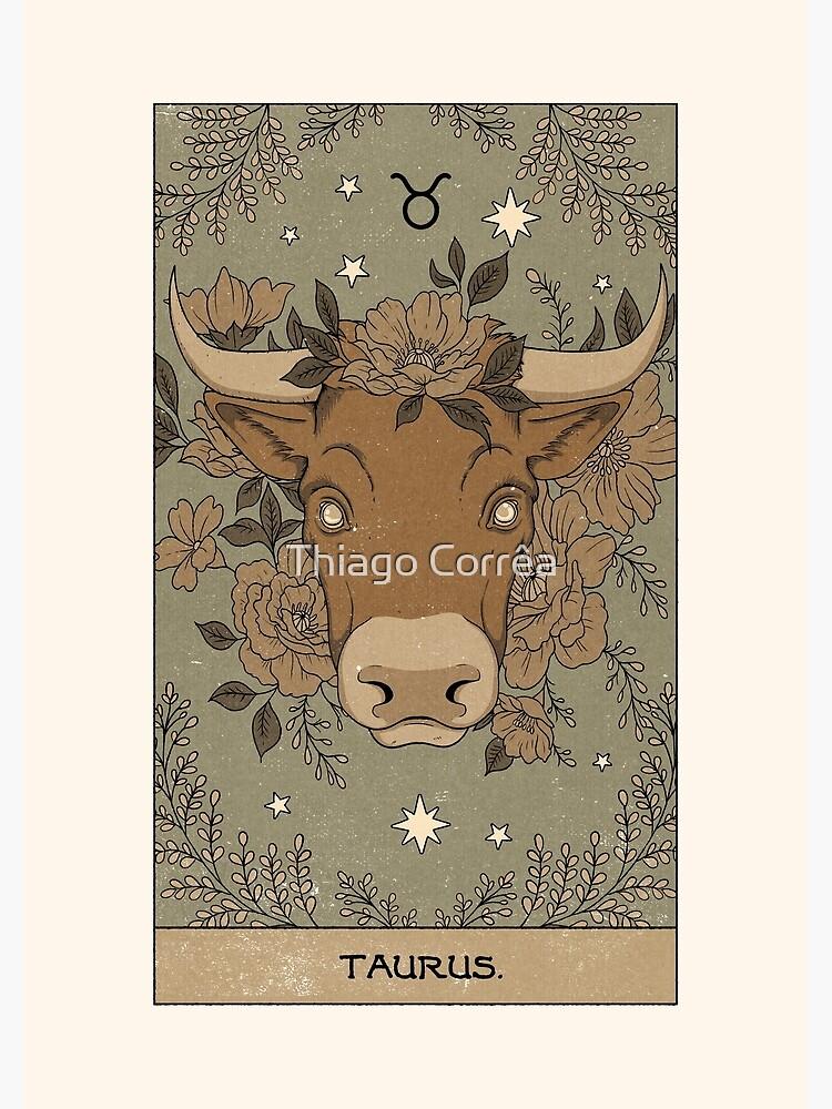 Taurus by thiagocorream