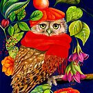 Charming Owl by IsabelSalvador