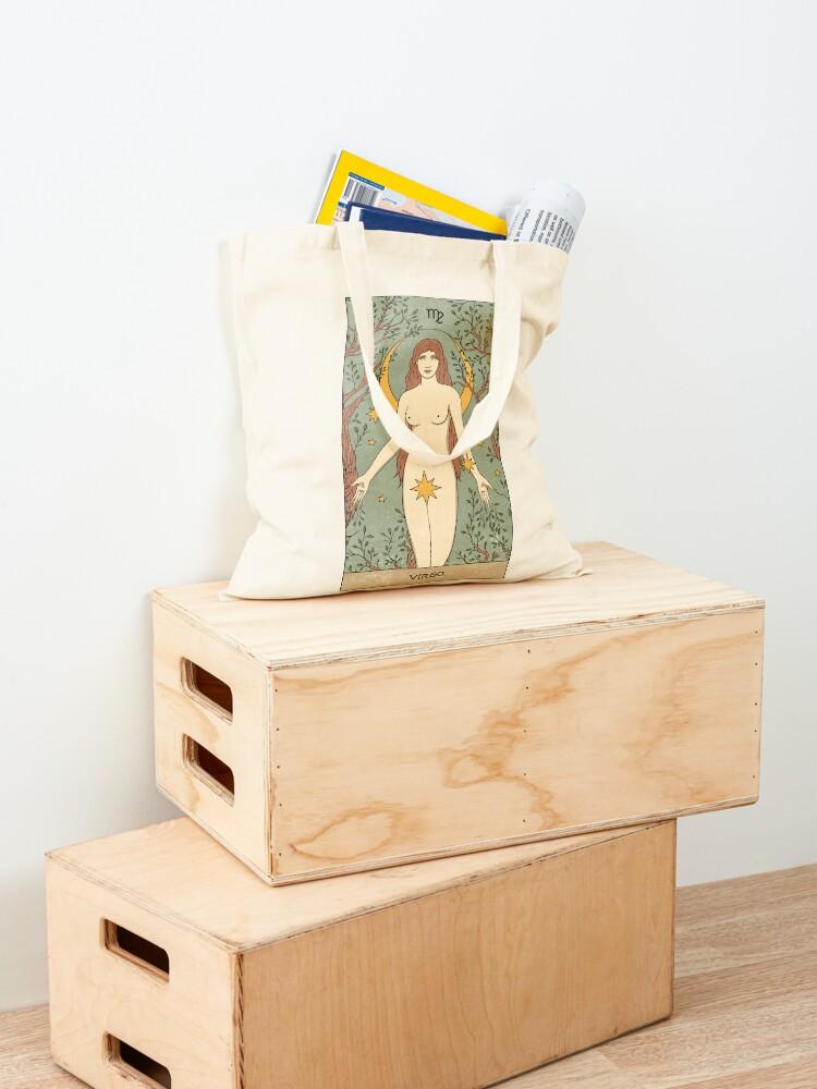 Alternate view of Virgo Tote Bag