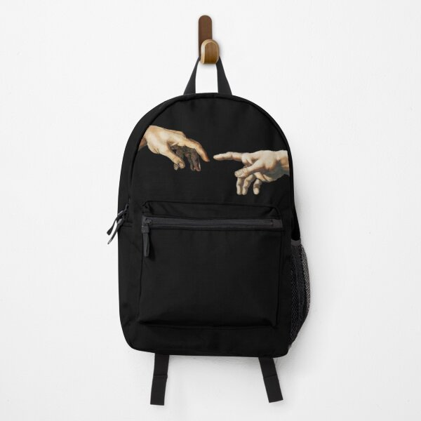the creation of adam Backpack