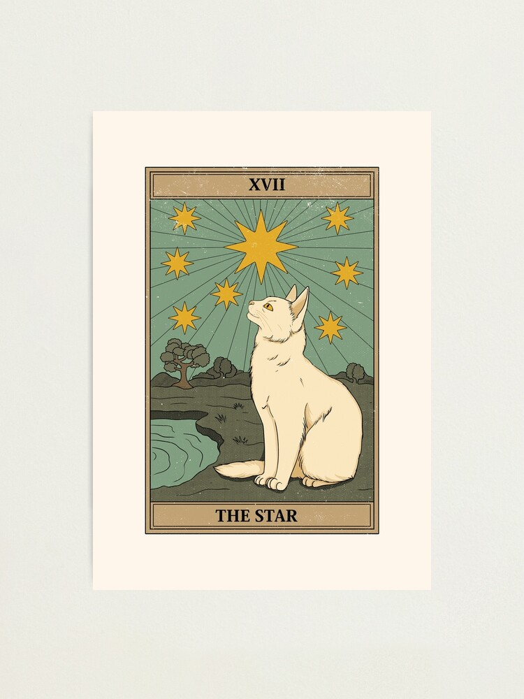 Alternate view of The Star Photographic Print