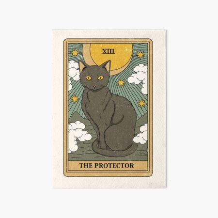 The Protector Art Board Print