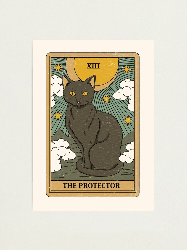 Alternate view of The Protector Photographic Print