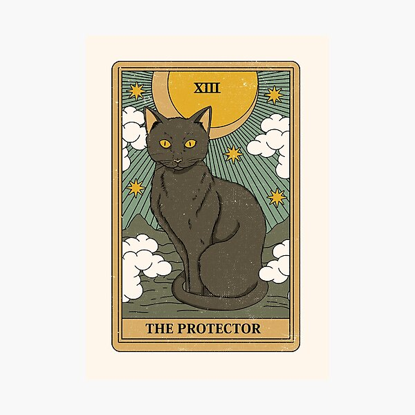 The Protector Photographic Print