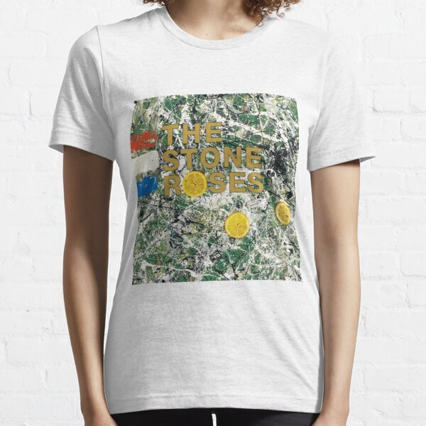 wallpaper albums the stone roses 90art Essential T-Shirt