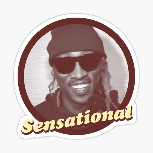 Sensational Sticker