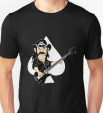 Lemmy Caricature Unisex T-Shirt