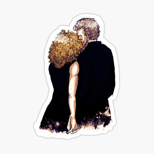 River/Twelve Sketch Sticker