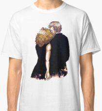Fluss / Zwölf Skizze Classic T-Shirt