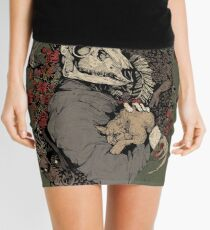 The Dragon's Daughter  Mini Skirt