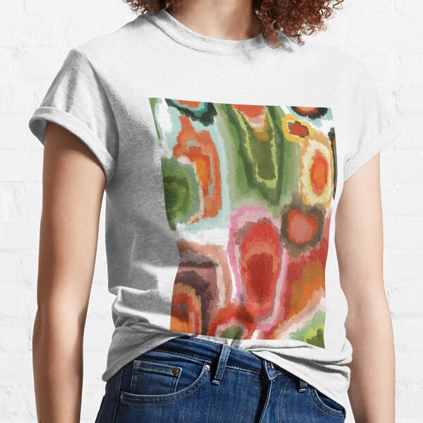Agate Abstract  Classic T-Shirt