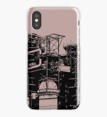 tecno industry iPhone Case/Skin
