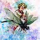 DRAGONFLY FANTASY by Tammera