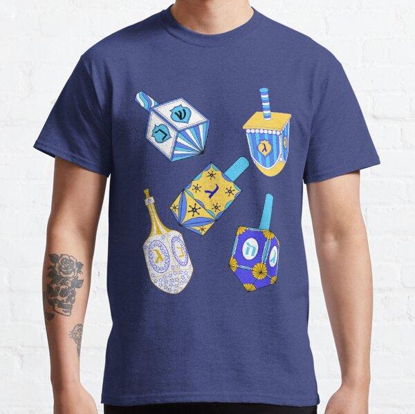 Dreidel, Dreidel, Dreidel Classic T-Shirt