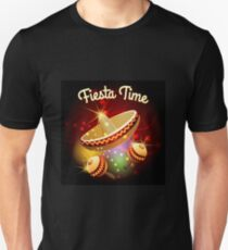 fiesta time theme T-Shirt