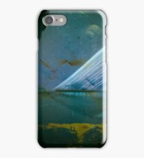 2015 captured in one single exposure iPhone Case/Skin