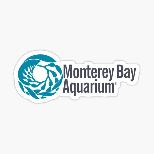 Monterey Bay Aquarium Sticker