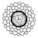 Geometric Mandala by Catie Stewart