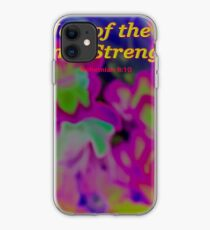 The Joy of the Lord iPhone Case