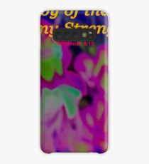 The Joy of the Lord Case/Skin for Samsung Galaxy