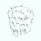 You are a Mermaid by francescasophia