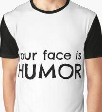 Funny Cool Joke Graphic T-Shirt