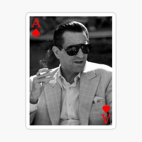 """Casino - Sam """"Ace"""" Rothstein Sticker"""