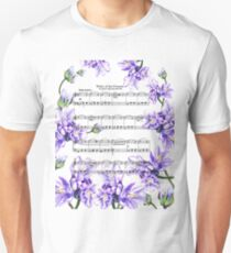Waltz Of The Flowers Purple Dance Unisex T-Shirt