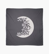 Just Me, Her And The Moon Scarf