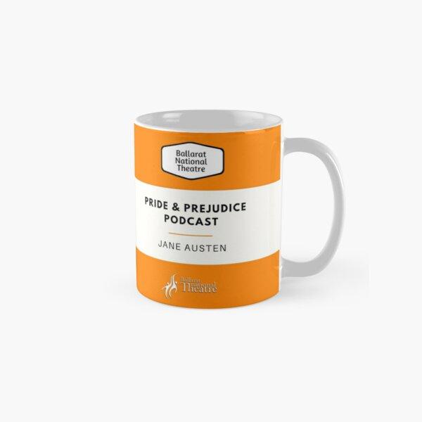 Pride and Prejudice Podcast Penguin Classic Classic Mug