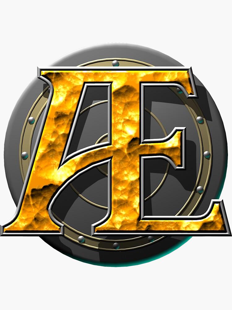 Ashen Empires Shield Logo by PixelMineGames