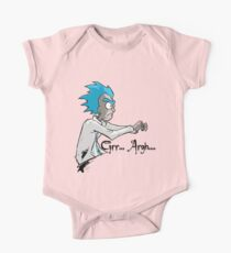 RICK n MORTY Kids Clothes