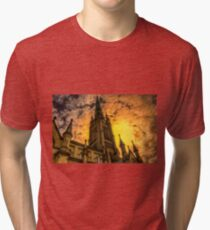 St. James Cathedral 2 Tri-blend T-Shirt
