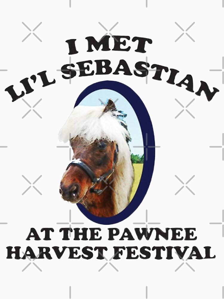 I Met Lil' Sebastian | Unisex T-Shirt