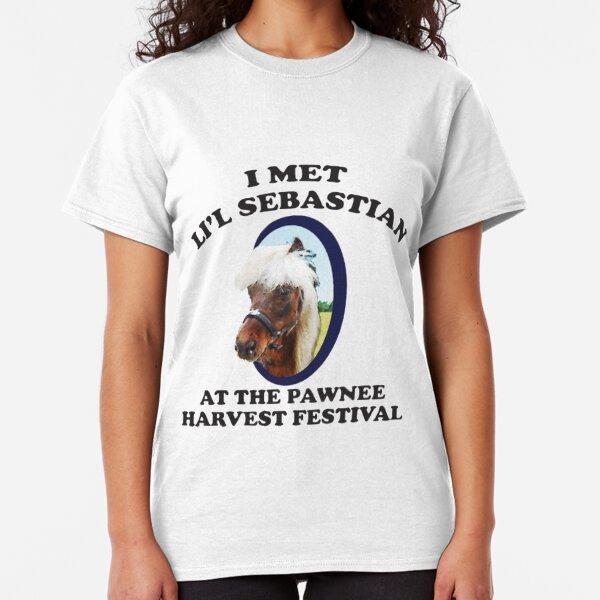 I Met Lil' Sebastian Classic T-Shirt