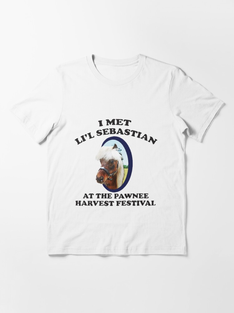 Alternate view of I Met Lil' Sebastian Essential T-Shirt