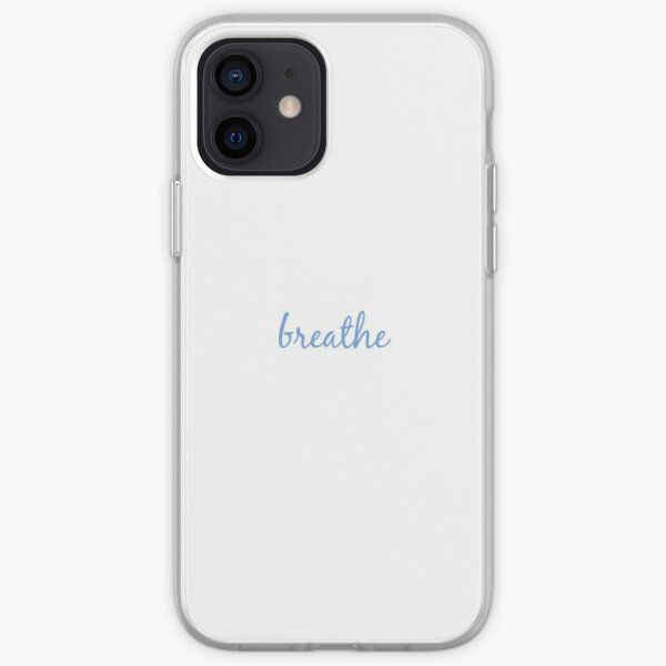 Breathe iPhone Soft Case