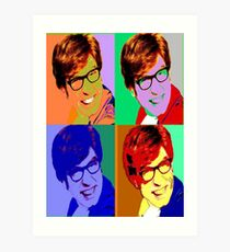 Austin Powers Poster Art Print