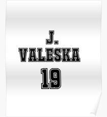 Jerome Valeska Jersey Poster